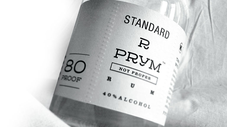 Prym Rum Bottle Photo