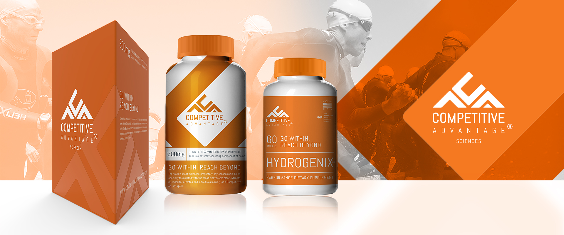 Competitive Advantage Supplement Packaging
