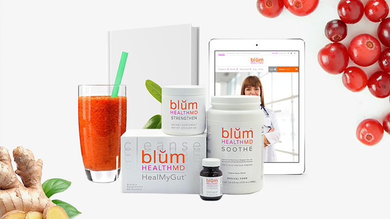 Blum Health MD Promotional Image